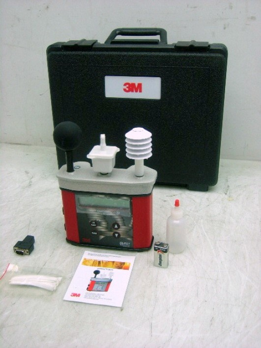 3M questemp  Thermal environmental monitor