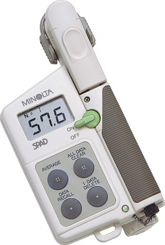 SPAD  Chlorophyl meter